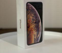 Prodám nový iPhone XS Max 256 GB gold