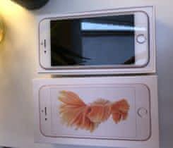Prodám plně funkční IPhone 6s rose gold