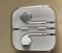 Nová sluchátka Apple Earpods Jack 3.5mm