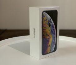 Prodám nový iPhone XS 64 GB silver