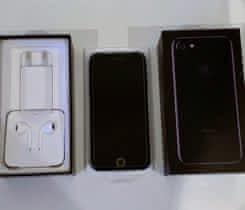 iPhone 7, 128GB Jet Bleck