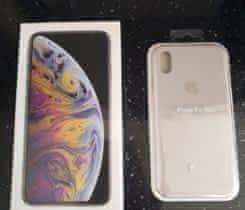 Prodam IPhone Xs Max Silver 256GB