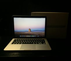 "MacBook PRO RETINA 13.3""/i5/256GB SSD/0"