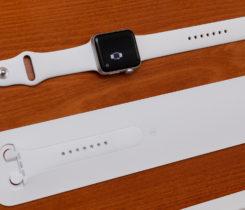 Apple Watch 2, 42mm, hliníkové