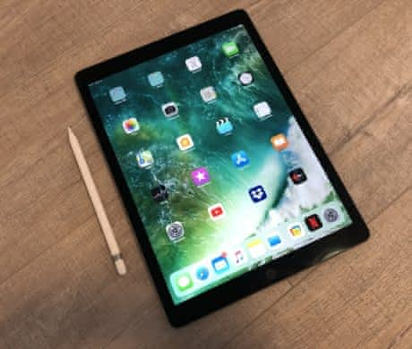 iPad Pro 12,9, 256 GB, WiFi vc. Pencil