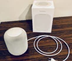 Apple, HomePod, Repro, smart home.