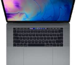 "Macbook Pro 15"" 512GB Space Grey 2018"