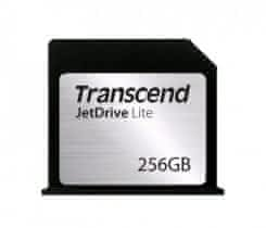 Transcend Flash Card 256GB Jet