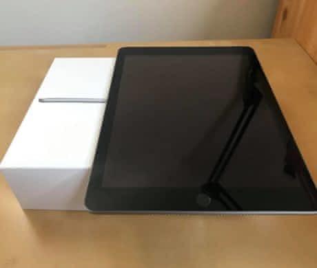 Apple Ipad 2018 WI-FI 32gb space grey