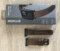 Kožený řemínek NOMAD, 42/44mm