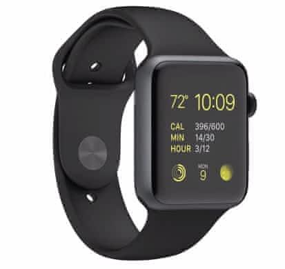 Apple Watch 2 sport – space grey