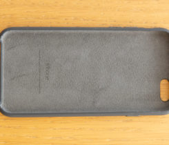 Silikonový kryt na iPhone 6/6s –šedý