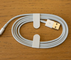 USB kabel skonektorem Lightning (1m) –