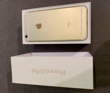 iPhone 6S Plus 32gb – Silver