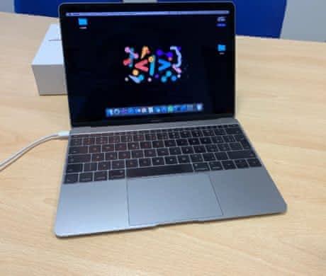 MacBook 12, rok 2016, Intel Core m5, 8G