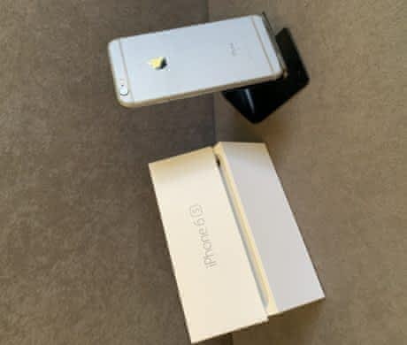 iPhone 6S 32gb – Spacegray