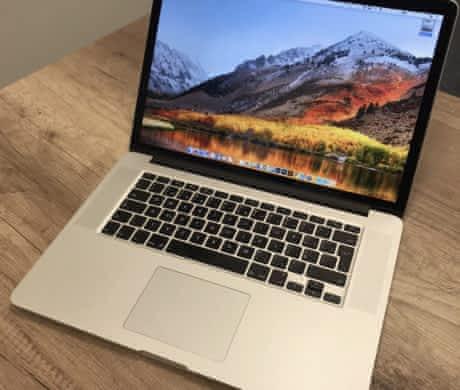 "MacbookPro 15"" Retina, 16GB RAM, 512 SSD"