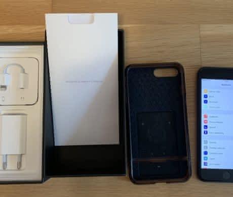 iPhone 8Plus 256 GB black/černý v záruce