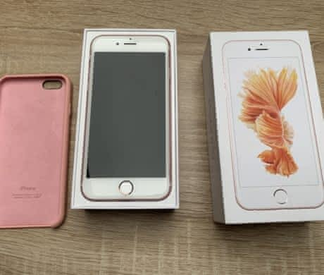 PRODÁM iPhone 6S 64GB Rose Gold