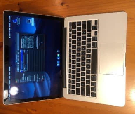 Macbook Pro Retina 13 mid 2015 128gb SSD