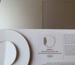 Apple Watch Series 4 nerezová ocel zlaté