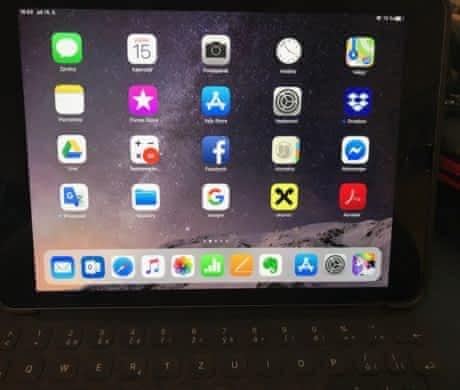 """Apple iPad Pro 9,7"""" s pamětí 128GB WIFI"""