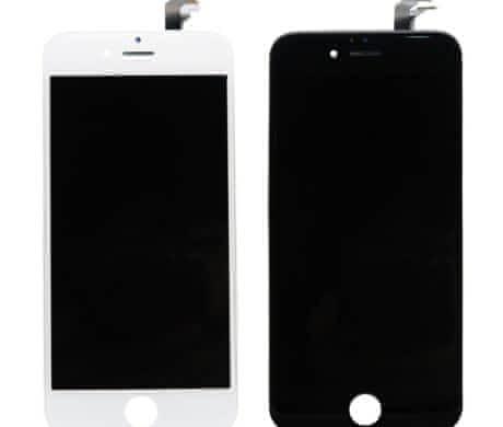 iPhone – Displeje