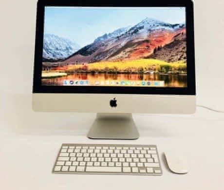 """iMac 21,5"""", 2013, i7, 16GB RAM, 500 GB"""