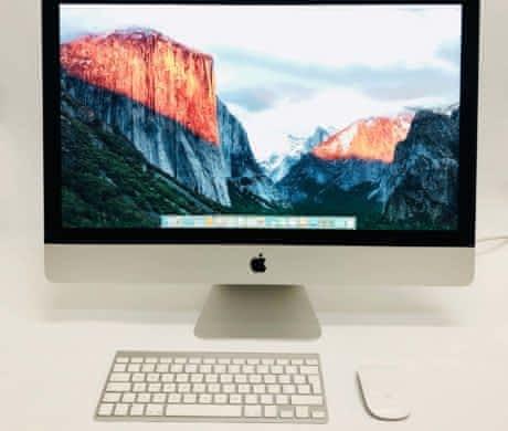 """iMac 27"""", 2013, i5, 24GB RAM, 1,12 TB"""
