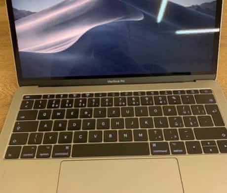 "Macbook Pro 13"", 2017, 256GB SSD"