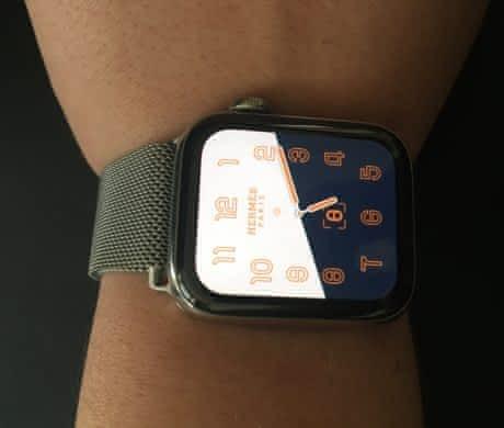 Apple Watch HERMÉS 4 40mm TOP