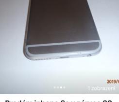 iPhone 6s se zárukou 20mesicu
