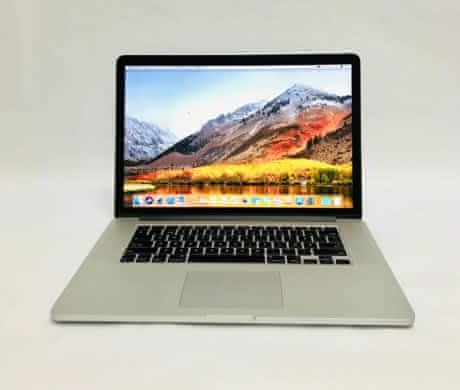 Macbook Pro 15 Retina, i7, rok 2012, 16G