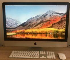iMac 27'', 2010, i7, 240GB SSD, 16GB RAM