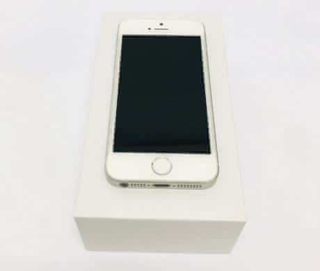 iPhone SE , 16GB Silver