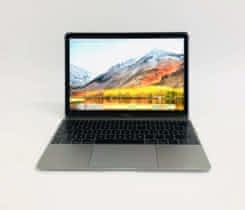 MacBook 12 Space Gray, M, rok 2015, 8GB