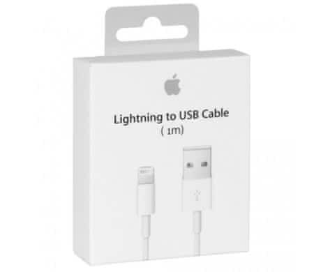 Lightning to USB originální iPhone kabel