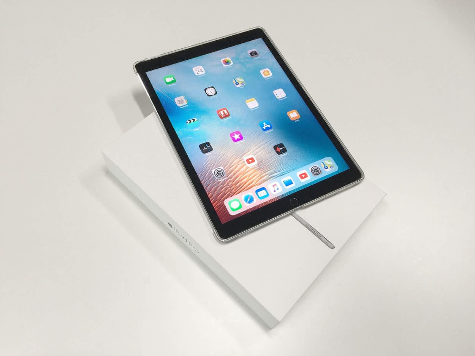 iPad A