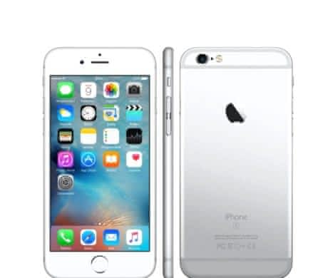 iPhone 6S 64GB silver! Top stav!