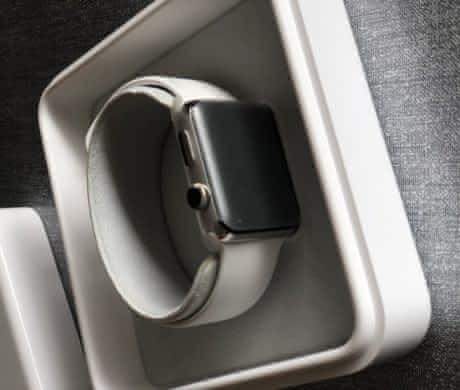 Apple Watch Series 2 Stainless Steel, 42