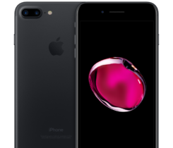 Apple IPhone 7plus 32gb black