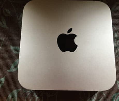 Mac mini 2011 HDD 500GB v top stavu
