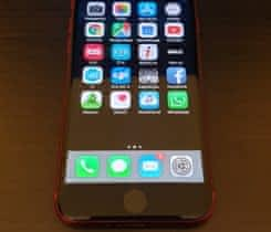 Zánovní iPhone 8, 256 GB, PRODUCT RED.