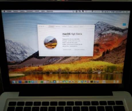 """MacBook Pro 13"""", 2010"""