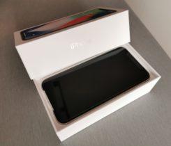 Nový, nepoužitý iPhone X white, 256 GB