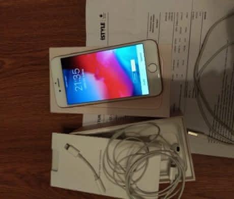 iPhone 8 256 GB zlatý záruka