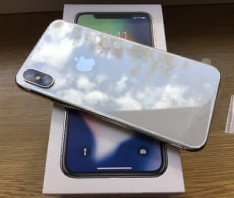 Prodám NOVÝ iPhone X 256GB, záruka – CZ