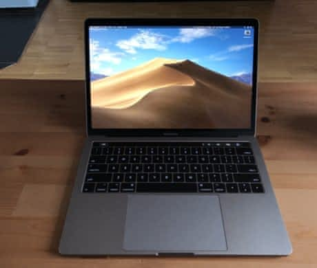 MacBook Pro 13-inch 2016