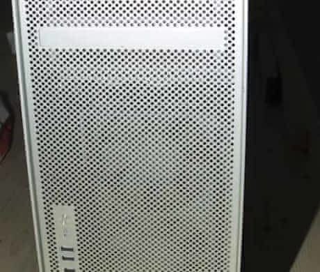 APPPLE MAC PRO 24G RAM , NVIDEA GeForce