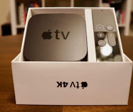 Koupím Apple tv 4K